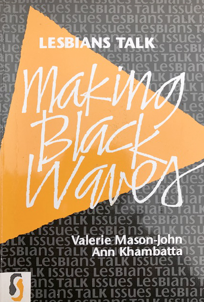 Making Black Waves, Valerie Mason-John