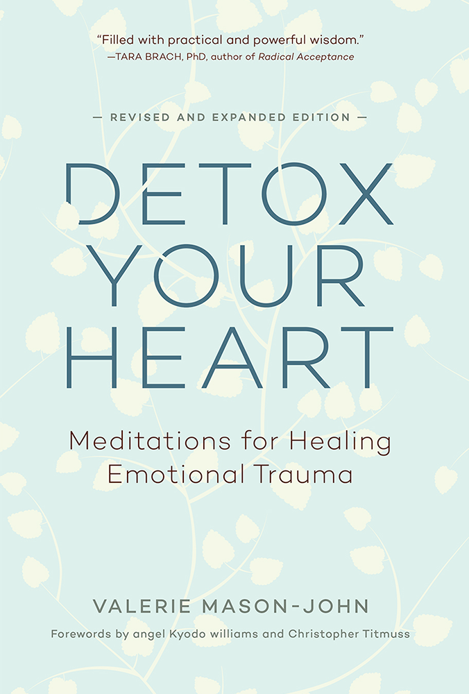 Detox Your Heart, Valerie Mason-John