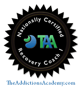 Nationally Certified Recovery Coach